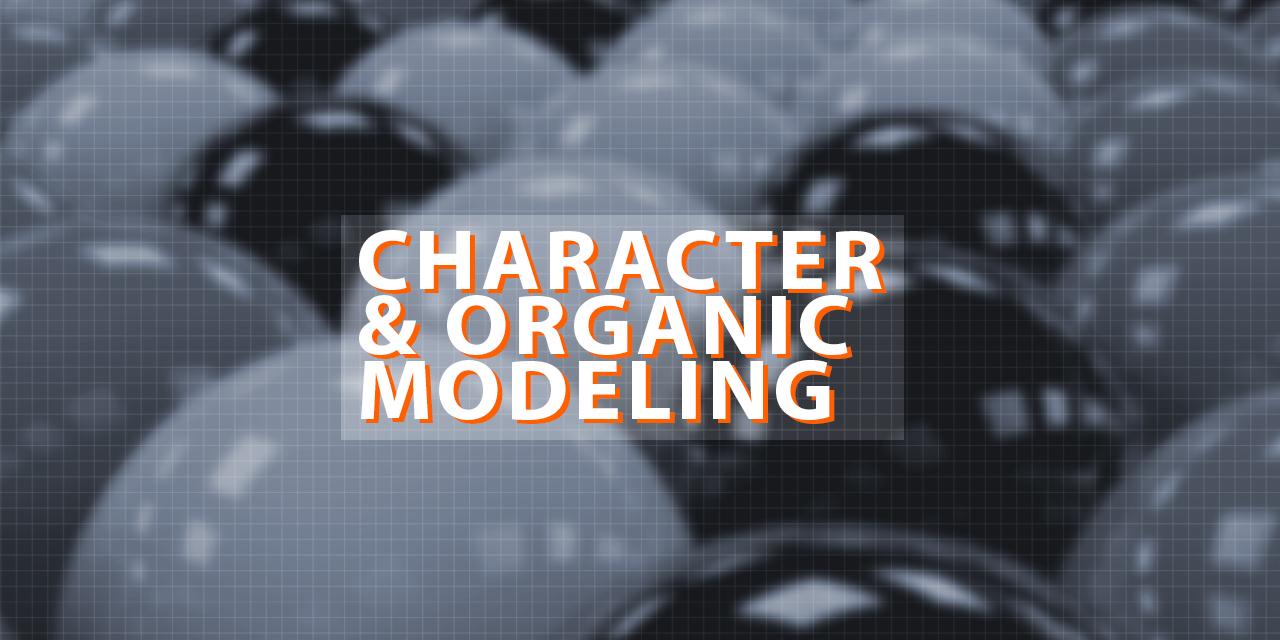 Курс по персонажному и органическому моделированию в Maya