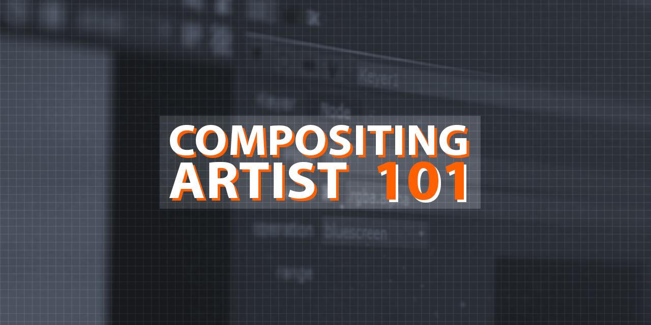 Курс Compositing artist 101