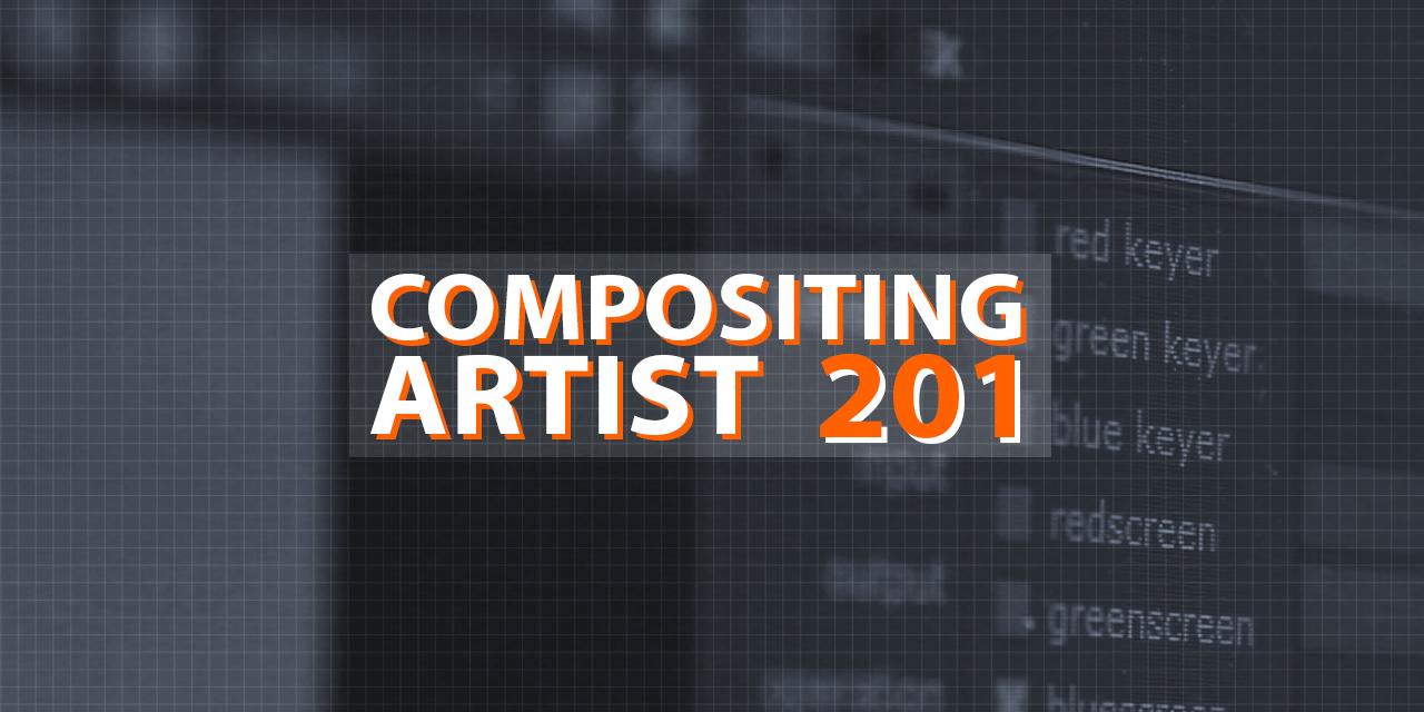 "Курс ""Compositing artist 201"""