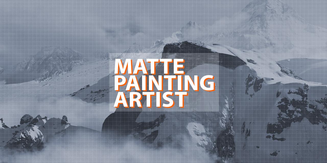 """Курс """"Mattepainting artist"""""""