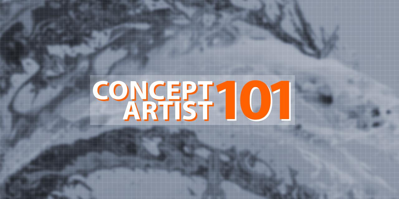 """Курс """"Concept artist 101"""""""