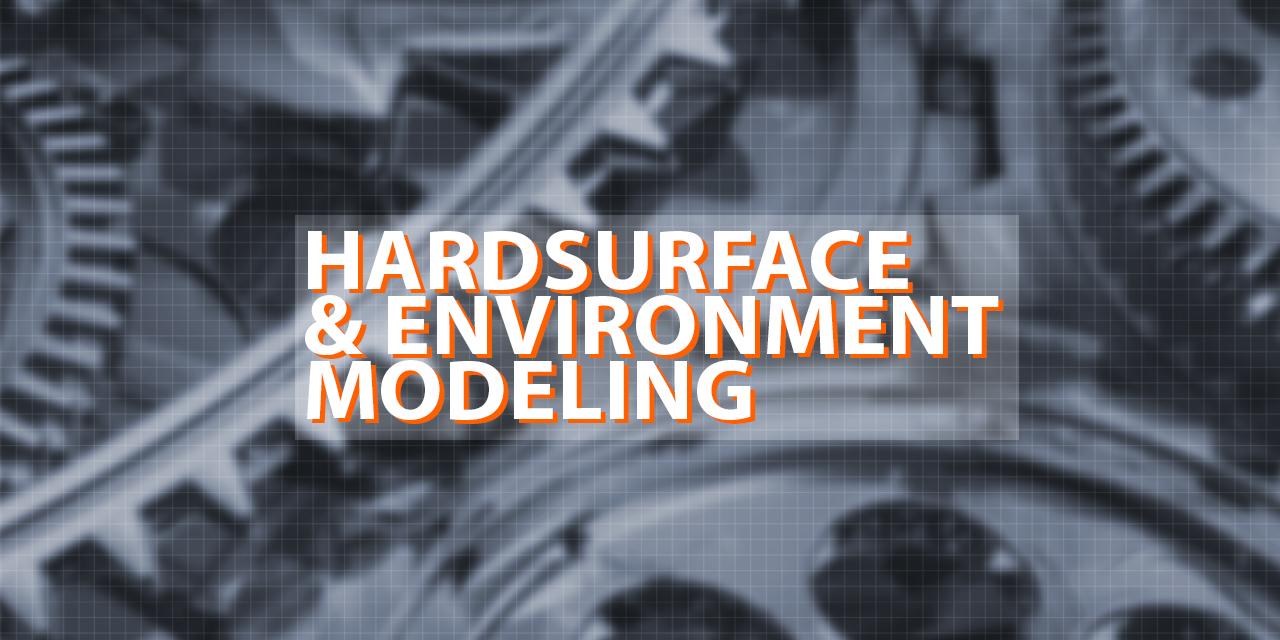 "Курс ""Hardsurface & Environment Modeling"""