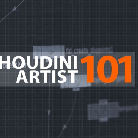 HOUDINI ARTIST 101